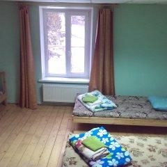 База Отдыха Рускеала Стандартный семейный номер с разными типами кроватей
