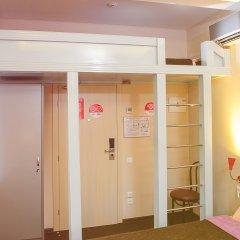 Хостел Привет Номер Эконом разные типы кроватей (общая ванная комната) фото 9