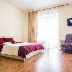 Гостиница на Комсомольском 80 Е в Барнауле отзывы, цены и фото номеров - забронировать гостиницу на Комсомольском 80 Е онлайн Барнаул комната для гостей фото 2