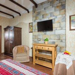 Гостиница Три Мушкетера 2* Люкс с разными типами кроватей фото 8
