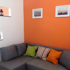 Апартаменты Orange комната для гостей фото 2