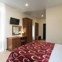 Гостиница Суворов 3* Улучшенный номер двуспальная кровать фото 2