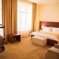 Ани Плаза Отель 4* Люкс Премиум с различными типами кроватей фото 3