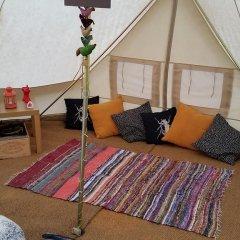 Гостиница Zvezda Rooftop Camping Номер категории Эконом с различными типами кроватей фото 9
