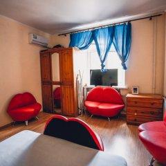 Апартаменты улица Октябрьская комната для гостей фото 5