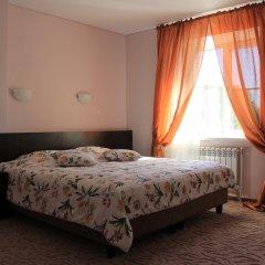 Гостиница Два крыла Стандартный семейный номер с различными типами кроватей фото 2