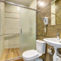 Гостиница Рандеву Куркино в Москве 3 отзыва об отеле, цены и фото номеров - забронировать гостиницу Рандеву Куркино онлайн Москва ванная