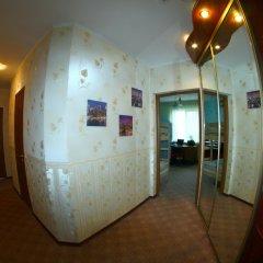 Апартаменты на Мусина Кровати в общем номере с двухъярусными кроватями