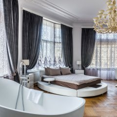 Гостиница Akyan Saint Petersburg 4* Люкс с различными типами кроватей фото 17