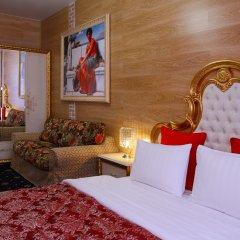 Гостиница Гранд Белорусская 4* Номер Премиум двуспальная кровать фото 5
