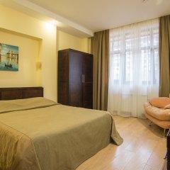 Аибга Отель 3* Стандартный номер с разными типами кроватей фото 5