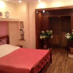Гостиница Даниловская 4* Полулюкс двуспальная кровать фото 8