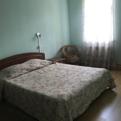 Гостиница Город на Павелецком комната для гостей фото 5