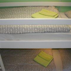 Гостевой Дом Полянка Кровать в общем номере с двухъярусными кроватями фото 10