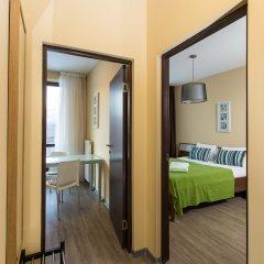 Апарт-Отель Skypark Апартаменты с разными типами кроватей фото 13