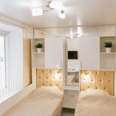 Мини-Отель Ардерия Стандартный номер с 2 отдельными кроватями (общая ванная комната) фото 5