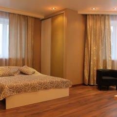 Гостиница Апарт-Отель Столичный в Тюмени 2 отзыва об отеле, цены и фото номеров - забронировать гостиницу Апарт-Отель Столичный онлайн Тюмень комната для гостей фото 4