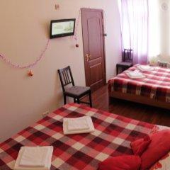 Мини-отель Мансарда Стандартный номер с разными типами кроватей (общая ванная комната) фото 5