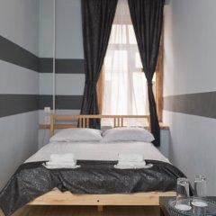 Мини-Отель Компас Номер с общей ванной комнатой с различными типами кроватей (общая ванная комната) фото 25
