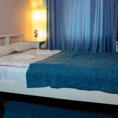 Мини-отель Роза Ветров Семейный номер категории Эконом с двуспальной кроватью (общая ванная комната) фото 3