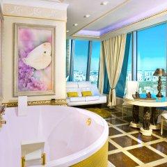Гостиница Империя Сити 4* Люкс с различными типами кроватей фото 10