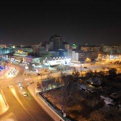 Гостиница на Малыгина 4 в Тюмени отзывы, цены и фото номеров - забронировать гостиницу на Малыгина 4 онлайн Тюмень балкон