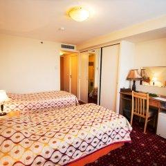 Ани Плаза Отель 4* Стандартный номер с различными типами кроватей фото 4
