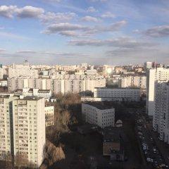 Апартаменты на Ленинским проспекте балкон