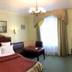 Гостиница Гранд Уют 4* 1-я категория Номер Комфорт двуспальная кровать