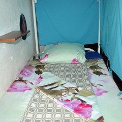 Хостел Достоевский Кровать в женском общем номере с двухъярусной кроватью фото 6