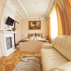 Гостиница Императрица Номер Делюкс с разными типами кроватей фото 18