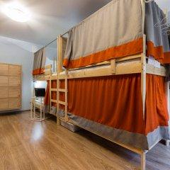 Лайк Хостел Санкт-Петербург на Театральной Кровать в общем номере с двухъярусной кроватью фото 9