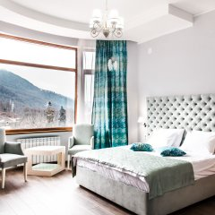 Гостиница Alm комната для гостей