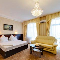 Гостиница Vision 3* Номер Делюкс с двуспальной кроватью фото 2