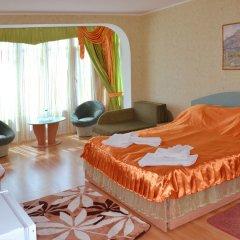 Гостевой дом Воробьиное гнездо комната для гостей фото 6
