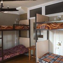 Hostel Kamin Кровать в общем номере двухъярусные кровати фото 2