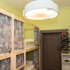 Хостел Рус – Парк Победы Кровать в мужском общем номере с двухъярусной кроватью фото 3