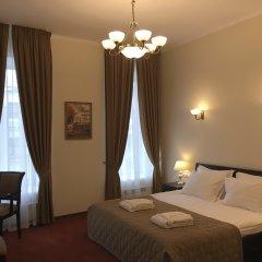 Мини-отель Соната на Невском 5 Номер Комфорт разные типы кроватей фото 8