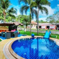 Отель Villa Laguna Phuket 4* Бунгало с различными типами кроватей фото 12