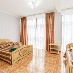 Гостиница Versal 2 Guest House Люкс с различными типами кроватей