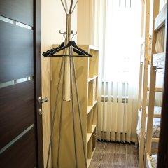 Хостел Дом Аудио Кровати в общем номере с двухъярусными кроватями фото 2