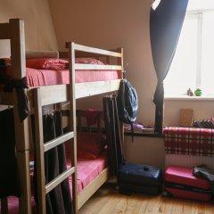 Like Hostel Tbilisi Кровать в общем номере с двухъярусной кроватью фото 3