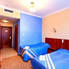 Гостиница Via Sacra 3* Номер Комфорт двуспальная кровать фото 4