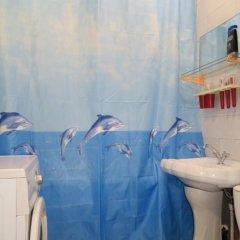 Апартаменты в Самом центре Казани ванная