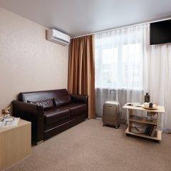 Гостиница Заречная Полулюкс с различными типами кроватей фото 2