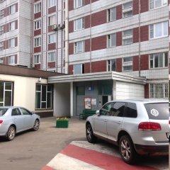 Апартаменты на Шверника парковка