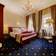 Бутик-Отель Золотой Треугольник 4* Улучшенный номер с различными типами кроватей фото 27