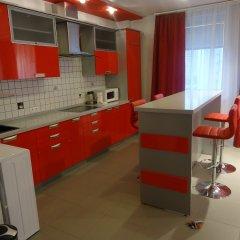 Megapolis Hotel 3* Улучшенные апартаменты с различными типами кроватей фото 27