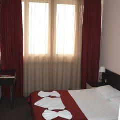 Гостиница Илиада Номер Комфорт с двуспальной кроватью