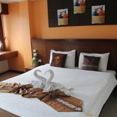Green Harbor Patong Hotel 2* Стандартный номер разные типы кроватей фото 20